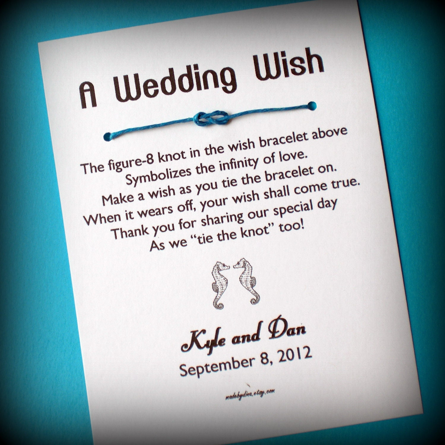 Reserved For Kelli. 20 Beach Wedding A Wedding Wish With