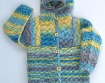 Toddler's Tomten Jacket