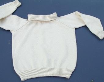 Classic Cowl Raglan Pullover