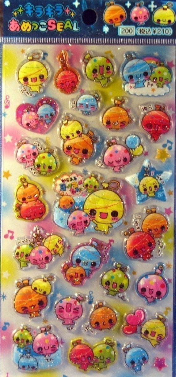 Pool Cool Balloons Sticker Sheet  SALE