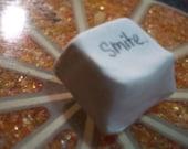 Smite Button - Glow-In-The-Dark