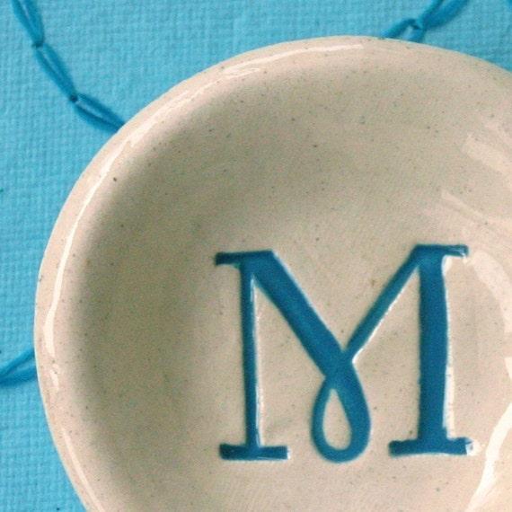 Mini Monogram Bowl