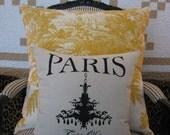 PARIS/Chandelier pillow