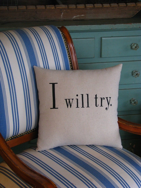 I will try pillow