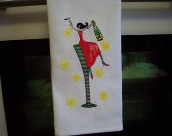 Celebrate - Tea Towel