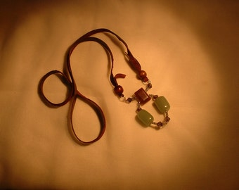 Welsh Witch Avoid a Heart Attack Amulet of Mature Wellbeing