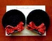 Crochet Magic Mouse Ears