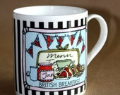 British Breakfast Tea Mug