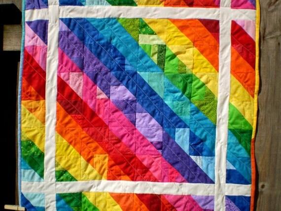Wall or table-Rainbowdacious