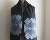 silkscreen scarf 4.