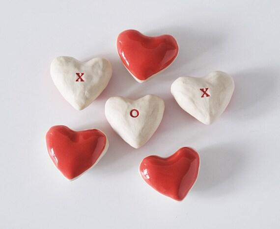 x o x o hearts.