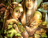 Fine Art Print - Forest Keepers