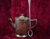 Heraldic Olive Spoon ca 1916