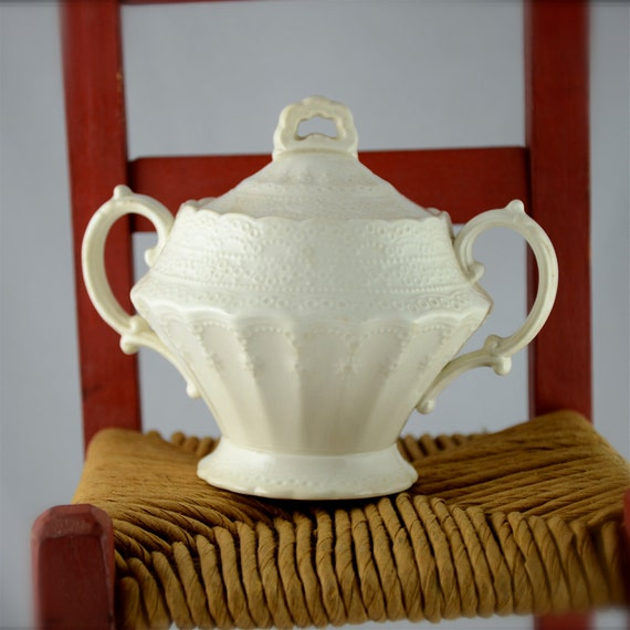 Jewel Sugar Bowl by Spode
