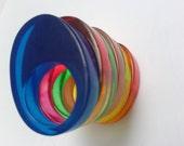 MINI OVAL-O's - ring