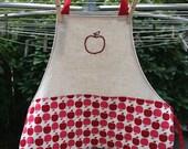 Childs Multipurpose Apron - Apple Basket
