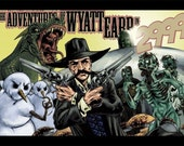 The Adventures of Wyatt Earp in 2999 vol. 1