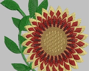 Flower Power Embroidery Designs