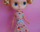 Meadow Party Frock for Blythe