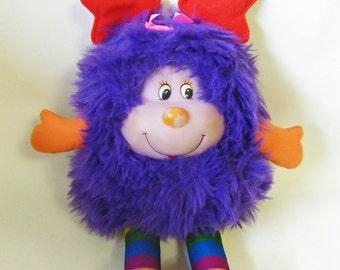 Vintage Rainbow Brite Hatful Sprite Doll 1983