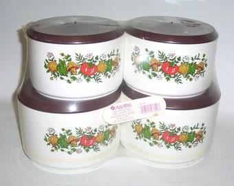 Vintage Canister Set Vintage Kitchenware Kitchen Canisters