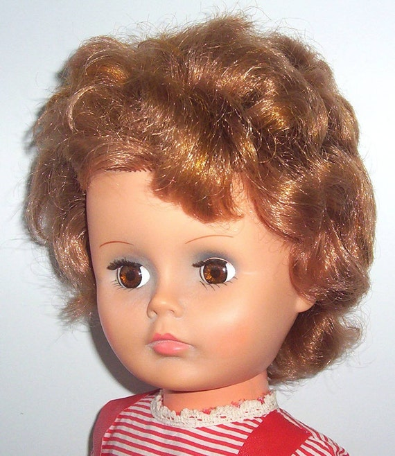 vintage regal walking doll hard plastic vintage by