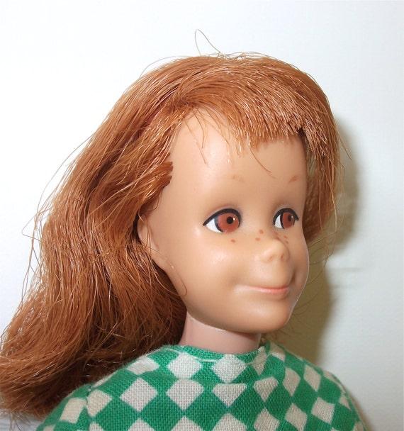 Vintage Barbie Skooter Doll 1963 Skipper's Friend Vintage Doll