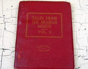 Tales from the Arabian Nights Part II  Miniature Library Edition