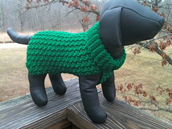Free Crochet Dog Sweater Patterns For Medium Dogs : Unavailable Listing on Etsy