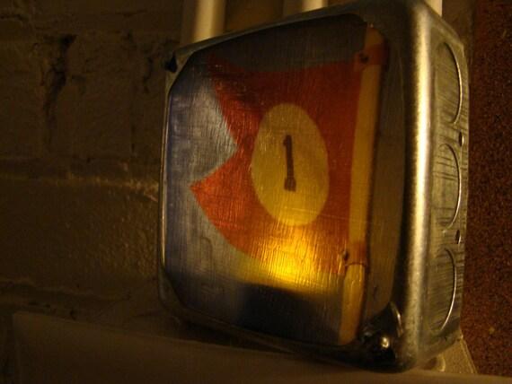 Electric Light Boxes- (Hole in 1/Salt Lake City, Utah)