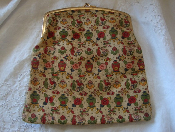 1940's Don Roy Co. Fifth Ave Purse