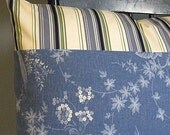 CLEARANCE SALE - echo pillow cover - no.15