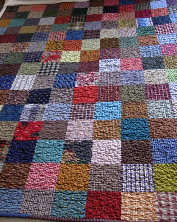SPECIAL LISTING for katobro -- baby boy quilt