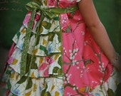 Butterfly Euro Dress Boutique Custom Size 2-8