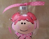 Personalized Ornament Like your Child - GIRL