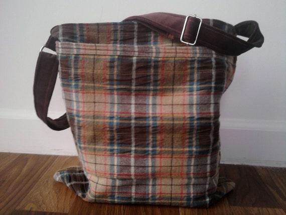 Guernsey Plaid Bag