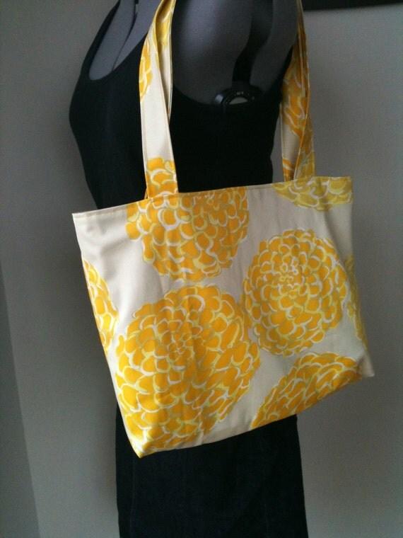 Yellow Betty Bag