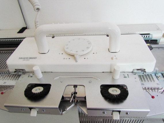sk 860 knitting machine