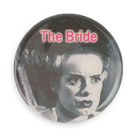Wedding Shower Favor-The Bride MAGNET