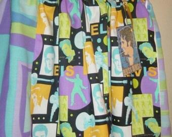 ELVIS ladies half apron