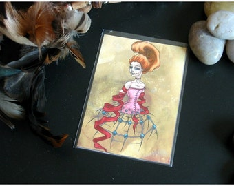 ACEO Limited Edition Archival Print, 'Ballroom'