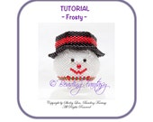 PDF Tutorial Instruction for Frosty the Snowman