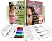 How To Make Boutique Non-Sew Tutus and Hairbows For Fun And Profit - Great For Halloween Costumes, Play and Gifts (ebook)