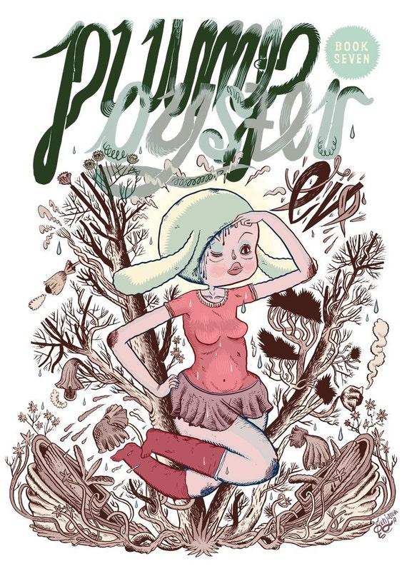 Plump Oyster Comics 7