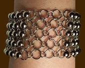 Checkered Rockstar Bracelet