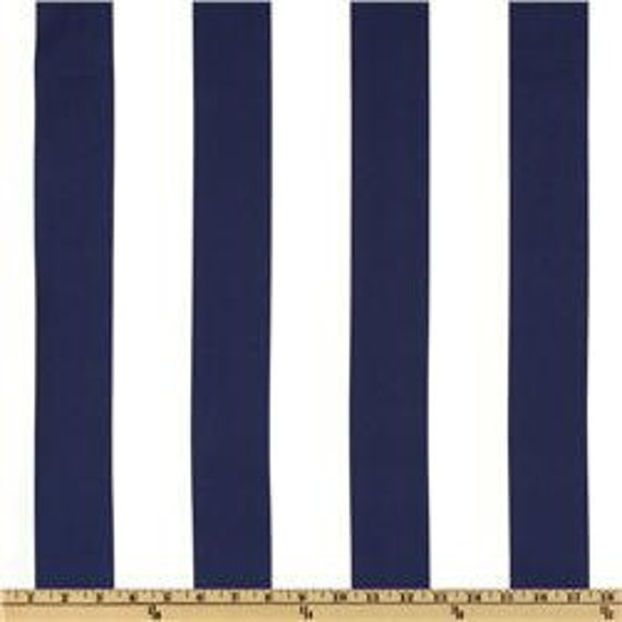"""CUSTOM LISTING FOR SuellenM- 3 large Damask Table Squares 54""""  navy blue and white stripe nautical"""