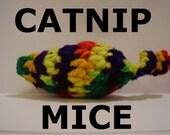 Catnip Mice--4 for 10 Dollars