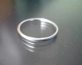 Perfect Silver Ring