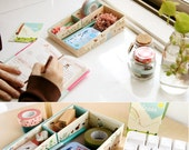 Easy DIY Scrapbook Storage Box (P133.2 - My Pond)