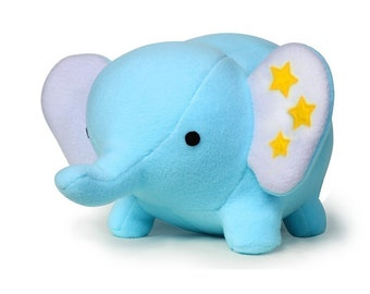 Star Elephant pattern PDF sewing baby boy toddler